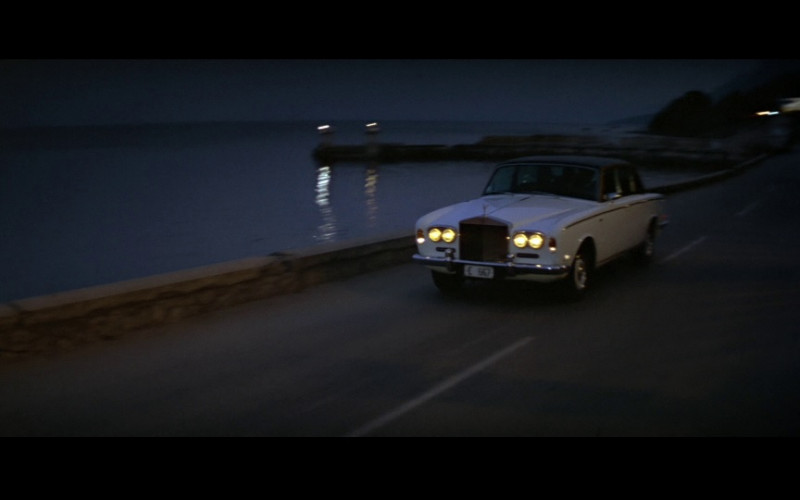 Rolls-Royce Silver Shadow I LWB Car in For Your Eyes Only (1)