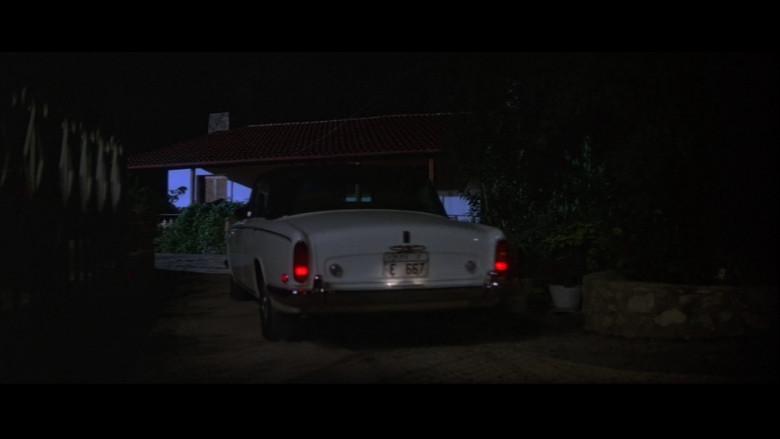 Rolls-Royce Silver Shadow I LWB Car in For Your Eyes Only (2)