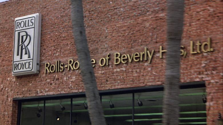 Rolls-Royce of Beverly Hills in Beverly Hills Cop (1984)