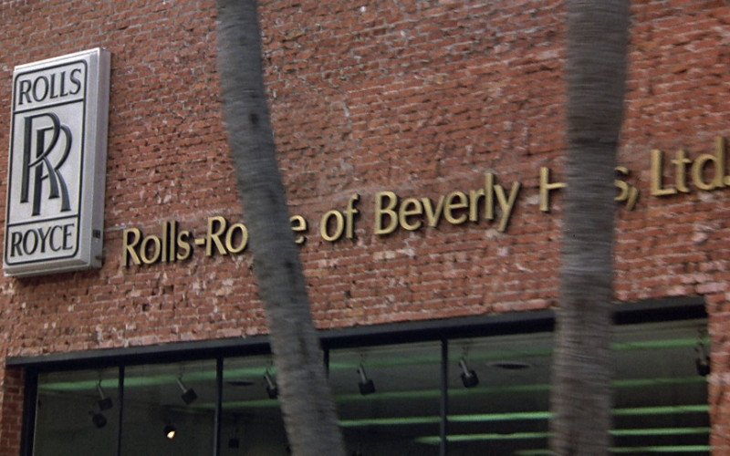 Rolls-Royce of Beverly Hills in Beverly Hills Cop (1984)
