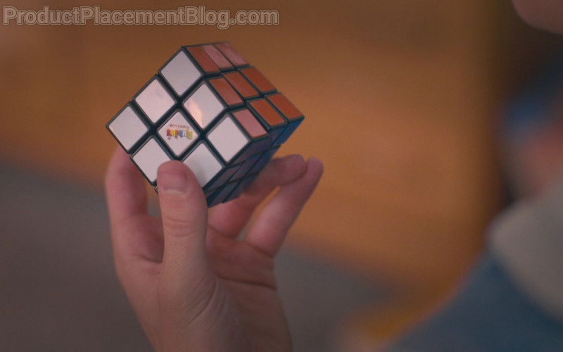 Rubik's Cube of Kyle Allen as Mark in The Map of Tiny Perfect Things (2)