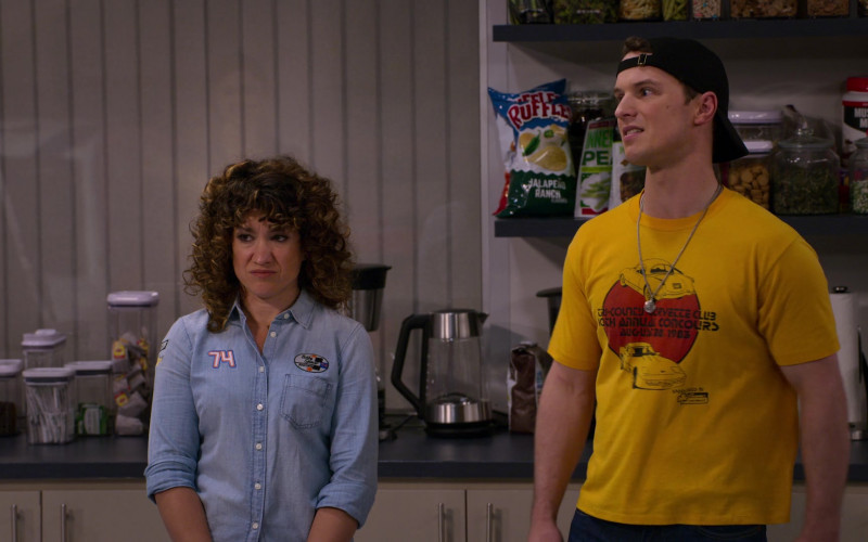 Ruffles Chips and Muscle Milk in The Crew S01E09 (1)
