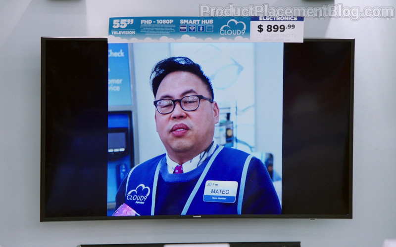 Samsung FHD 55-inch Smart Television in Superstore S06E09 (1)