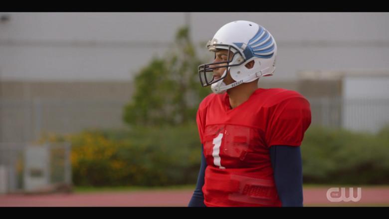 Schutt Football Helmet of Michael Evans Behling as Jordan Baker in All American S03E03 High Expectations (2021)