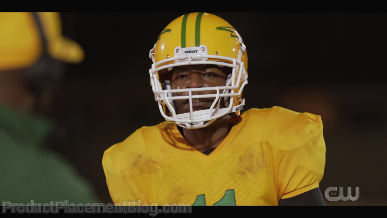 Schutt Football Helmets Worn by Actors in All American S03E05 TV Show (4)