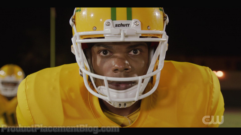 Schutt Football Helmets Worn by Actors in All American S03E05 TV Show (5)
