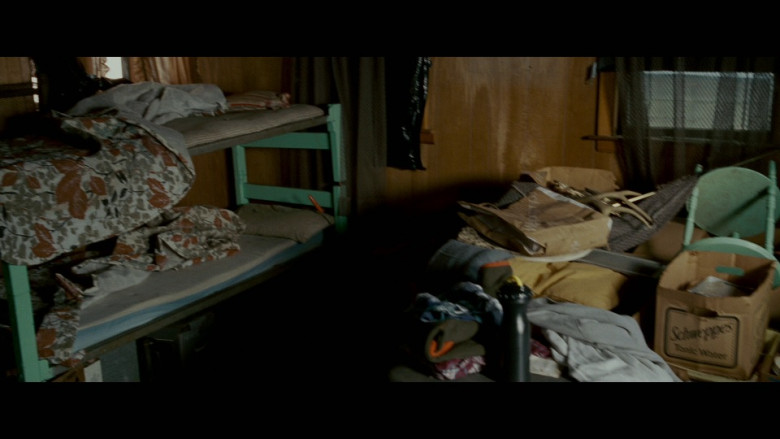 Schweppes box in Edge of Darkness (2010)