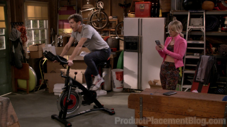 Schwinn Exercise Bike Used by Thomas Middleditch as Drew in B Positive S01E07 (1)