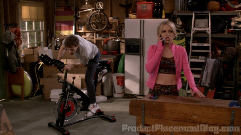 Schwinn Exercise Bike Used by Thomas Middleditch as Drew in B Positive S01E07 (2)