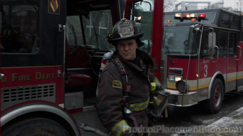 Scott Safety Pro-Vision Breathing Apparatus Kits in Chicago Fire S09E07 (1)