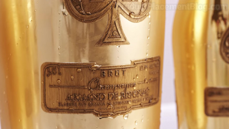 Sexy and Super Hot Cardi B and Armand de Brignac Gold Champagne in UP Music Video 2021 (5)