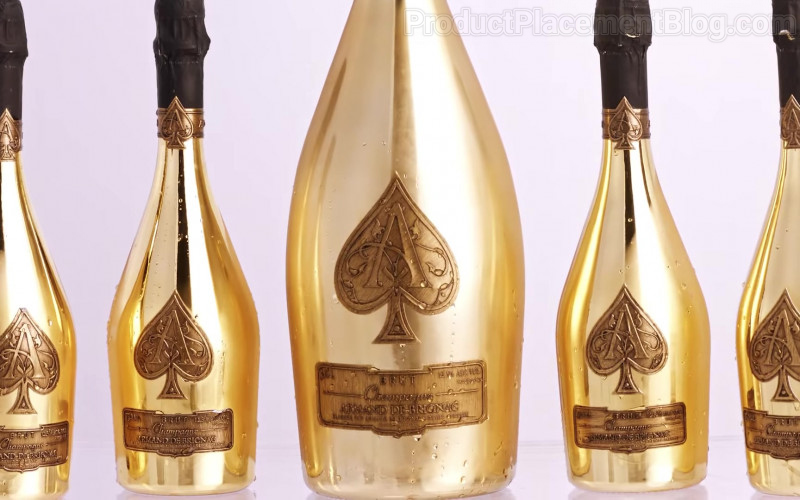 Sexy and Super Hot Cardi B and Armand de Brignac Gold Champagne in UP Music Video 2021 (7)