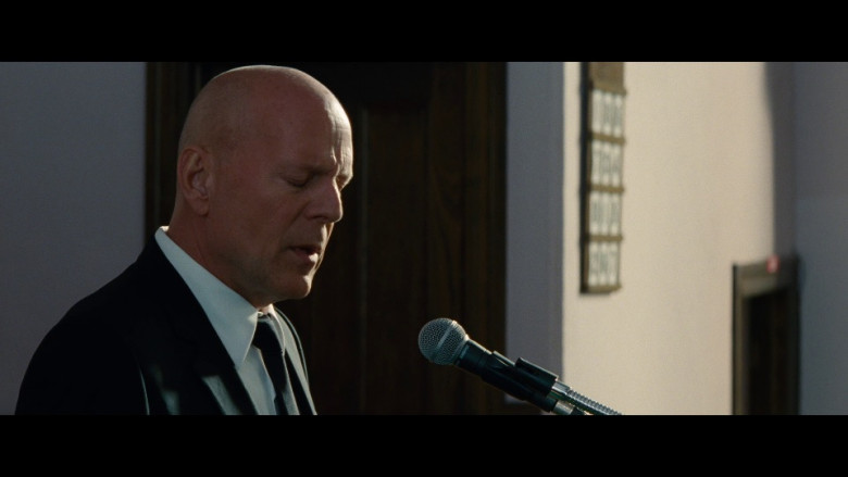 Shure Microphone in Red 2 (2013)