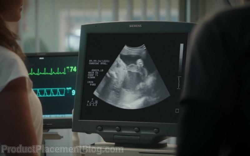 Siemens Ultrasound Machine in The Resident S04E06 (3)
