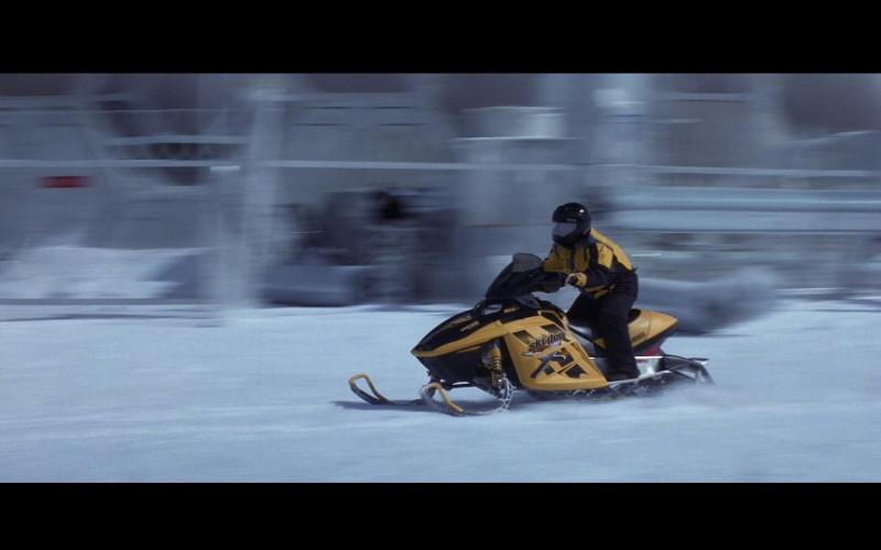 Ski-Doo MX Z-REV Snowmobile in Die Another Day (2002)
