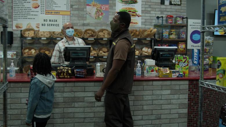 Slim Jim, Haribo, Nutella in For Life S02E07 Say His Name (2021)