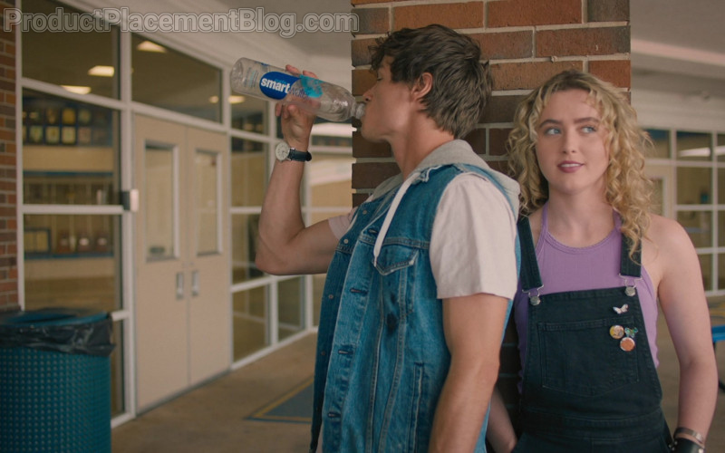 Smartwater Water Bottle of Kyle Allen as Mark in The Map of Tiny Perfect Things (2021)