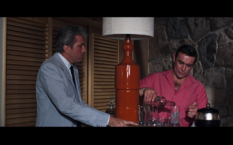 Smirnoff Vodka in Thunderball (1965)