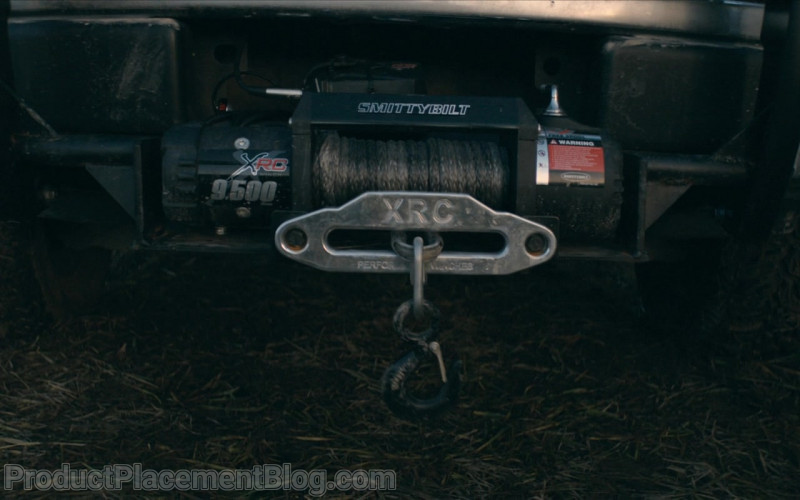 Smittybilt XRC Winch in The Stand S01E09 (1)