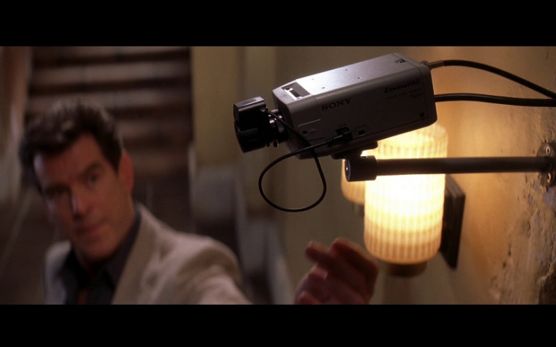 Sony Exwave HAD camera in Die Another Day (2002)