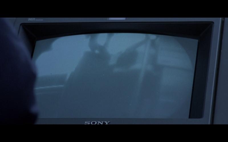 Sony HR Trinitron Monitor in The Siege (1998)