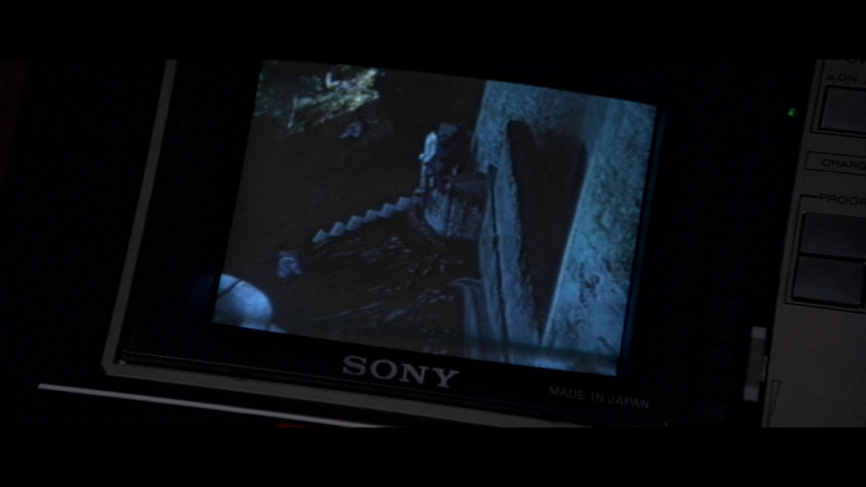 Sony Monitor in Octopussy (1983)