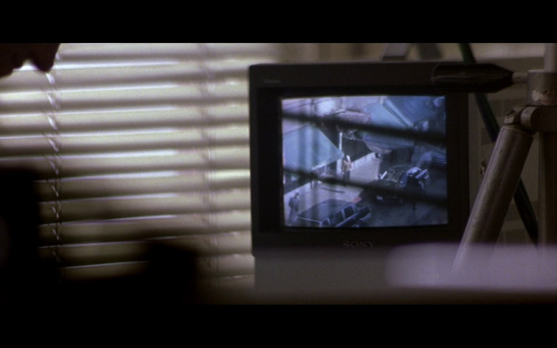 Sony TV-Monitors in Enemy of the State (1)