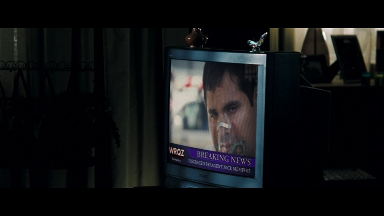 Sony Television in Shooter (2007)