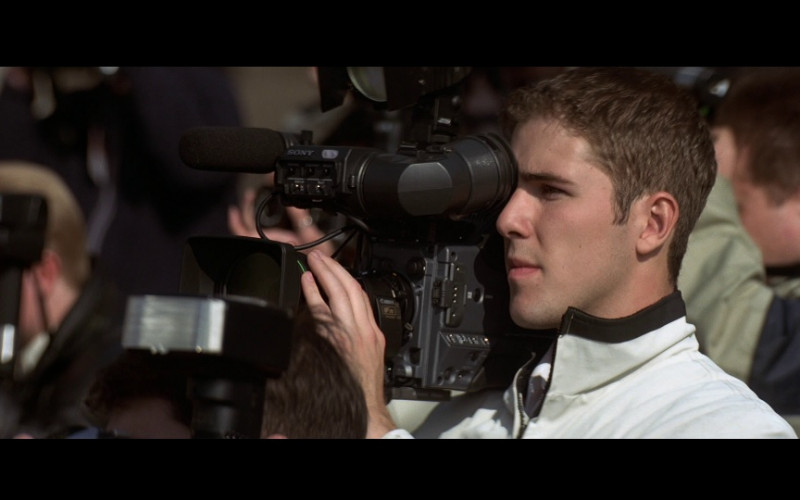 Sony Video Cameras in Die Another Day (2)