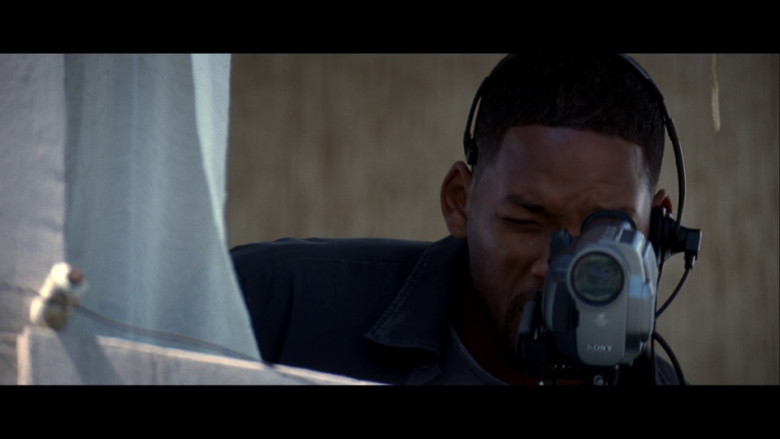 Sony Video Cameras in Enemy of the State (2)