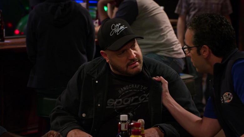Sparco Men's T-Shirts of Kevin James in The Crew S01E10 (3)