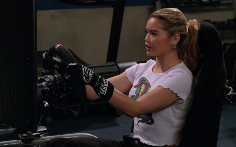 Sparco Racing Gloves Worn by Paris Berelc as Jessie De La Cruz in The Crew S01E07 (1)