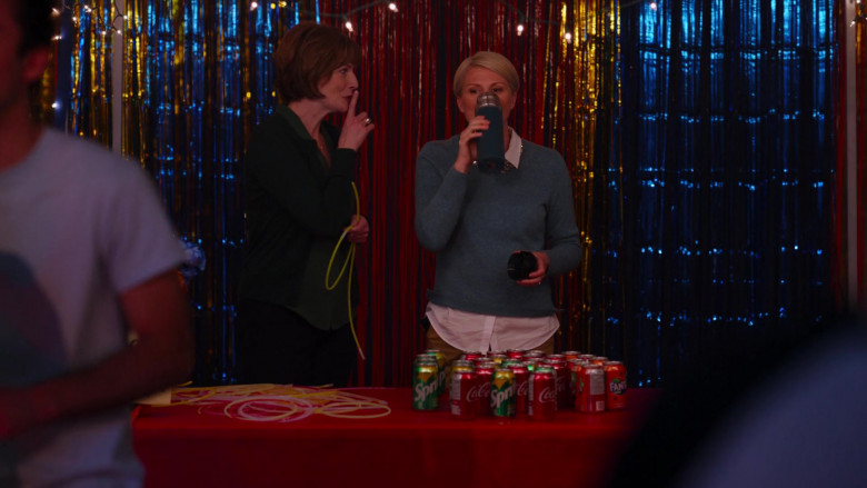 Sprite, Coca-Cola and Fanta Soda Cans in Ginny & Georgia S01E03 TV Show (Netflix Original) (2)