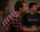 SteelSeries Sweatshirt Worn by Actor in Ginny & Georgia S01E...