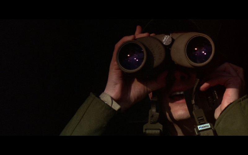 Steiner Optics Binoculars in Enemy of the State (1998)