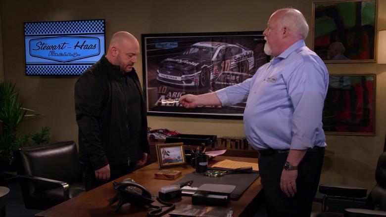 Stewart-Haas Racing Team in The Crew S01E03 TV Series (4)