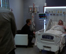 Stryker Hospital Bed in Chicago Fire S09E07 Dead of Winter...