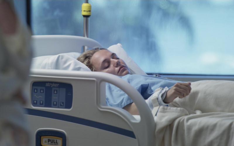 Stryker Medical Bed in Fear of Rain (2021)