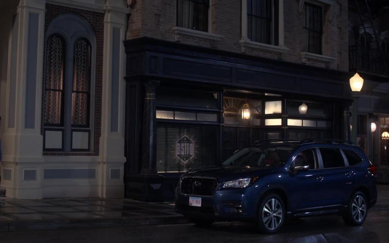 Subaru Ascent Blue Car in Punky Brewster S01E02 TV Show (1)