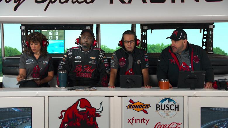 Sunoco, Busch Beer, Xfinity & Coca-Cola in The Crew S01E01