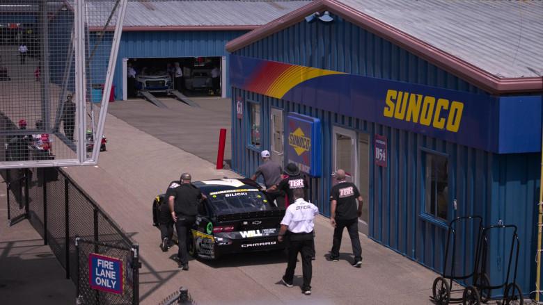 Sunoco, Chevrolet Camaro, Wisconsin Lighting Lab, Inc. (WiLL) Logo in The Crew S01E01