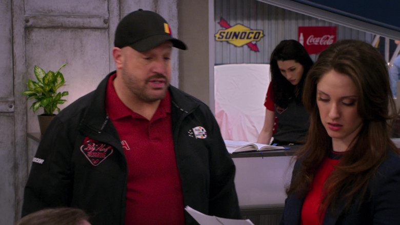Sunoco and Coca-Cola in The Crew S01E03 Hot Mushroom Meat (2021)