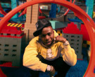 """Supreme Men's Yellow Hoodie of DaBaby in """"Cry Baby"""" by Megan..."""