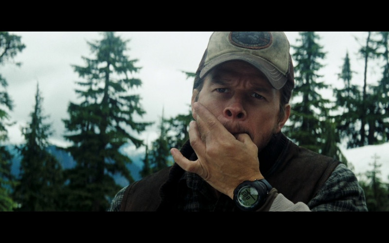 Suunto Vector Men's Watch of Mark Wahlberg as Gunnery Sergeant Bob Lee Swagger in Shooter (2007)