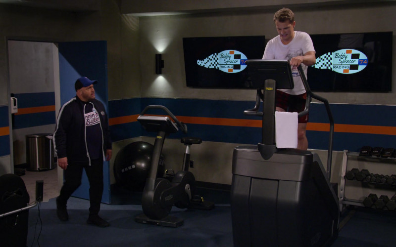 Technogym gym equipment & fitness solutions in The Crew S01E09 (1)
