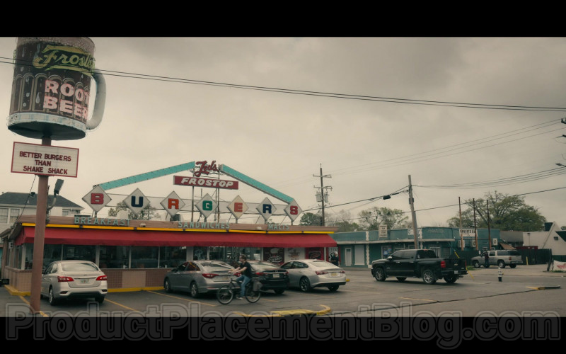 Ted's Frostop Diner American Restaurant in Your Honor S01E09 Part Nine (2021)