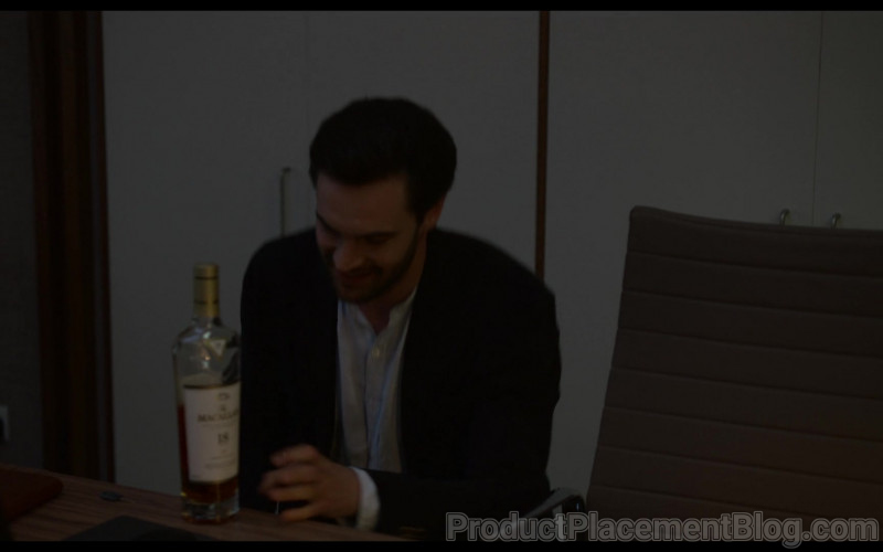 The Macallan Whisky in Behind Her Eyes S01E03 The First Door (2021)