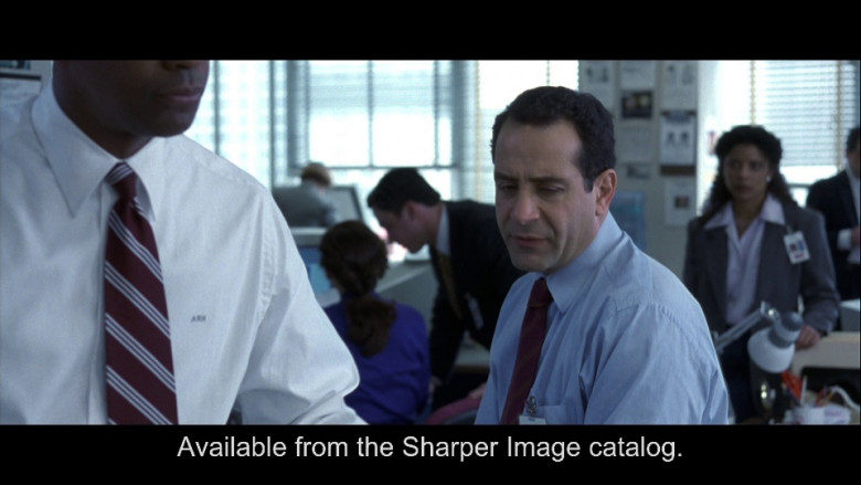 The Sharper Image in The Siege (1998)