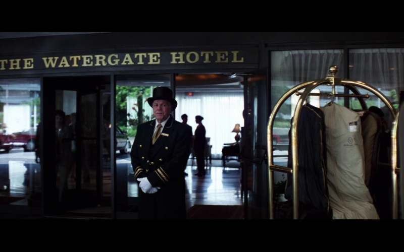 The Watergate Hotel, Washington D.C in Absolute Power (1997)