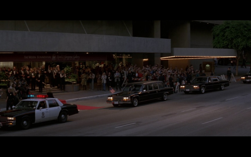 The Westin Bonaventure Hotel (Los Angeles) in In the Line of Fire (1993)